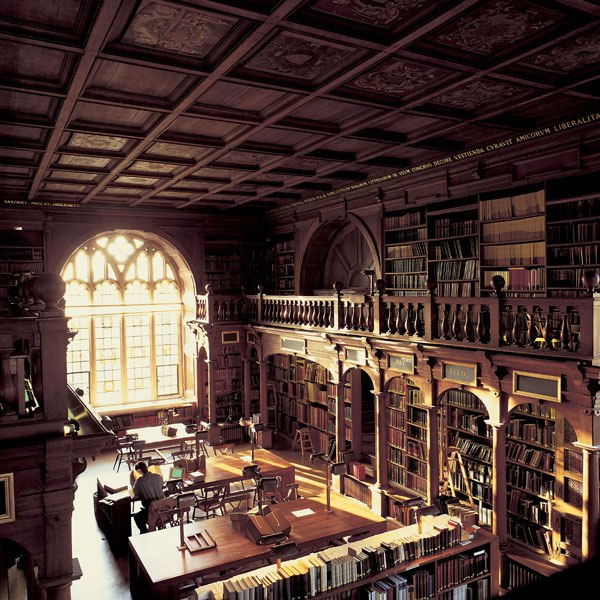 Bodleian Library: Oxford, England