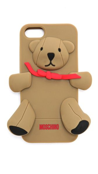 Moschino Bear iPhone 5 case $70