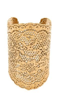 Aurelle Bidermann Lace Cuff $1,065