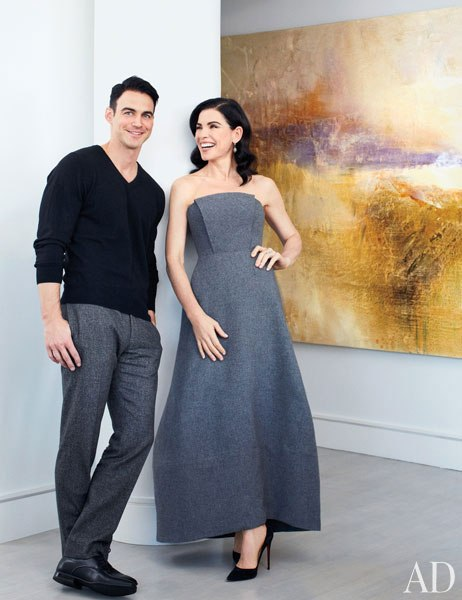 Julianna Margulies Finds Bliss