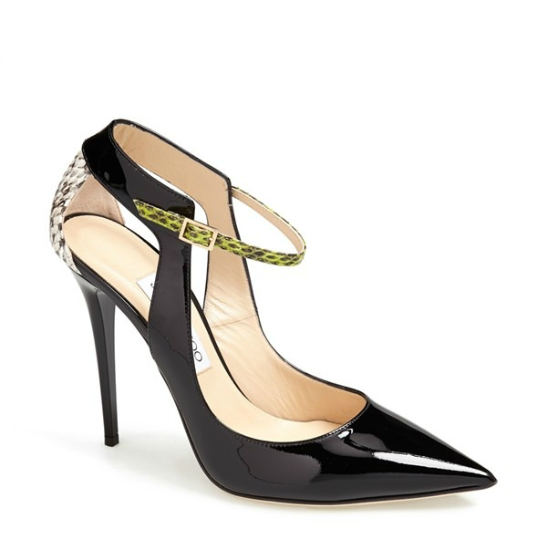 Jimmy Choo Maiden pointy toe pump $750