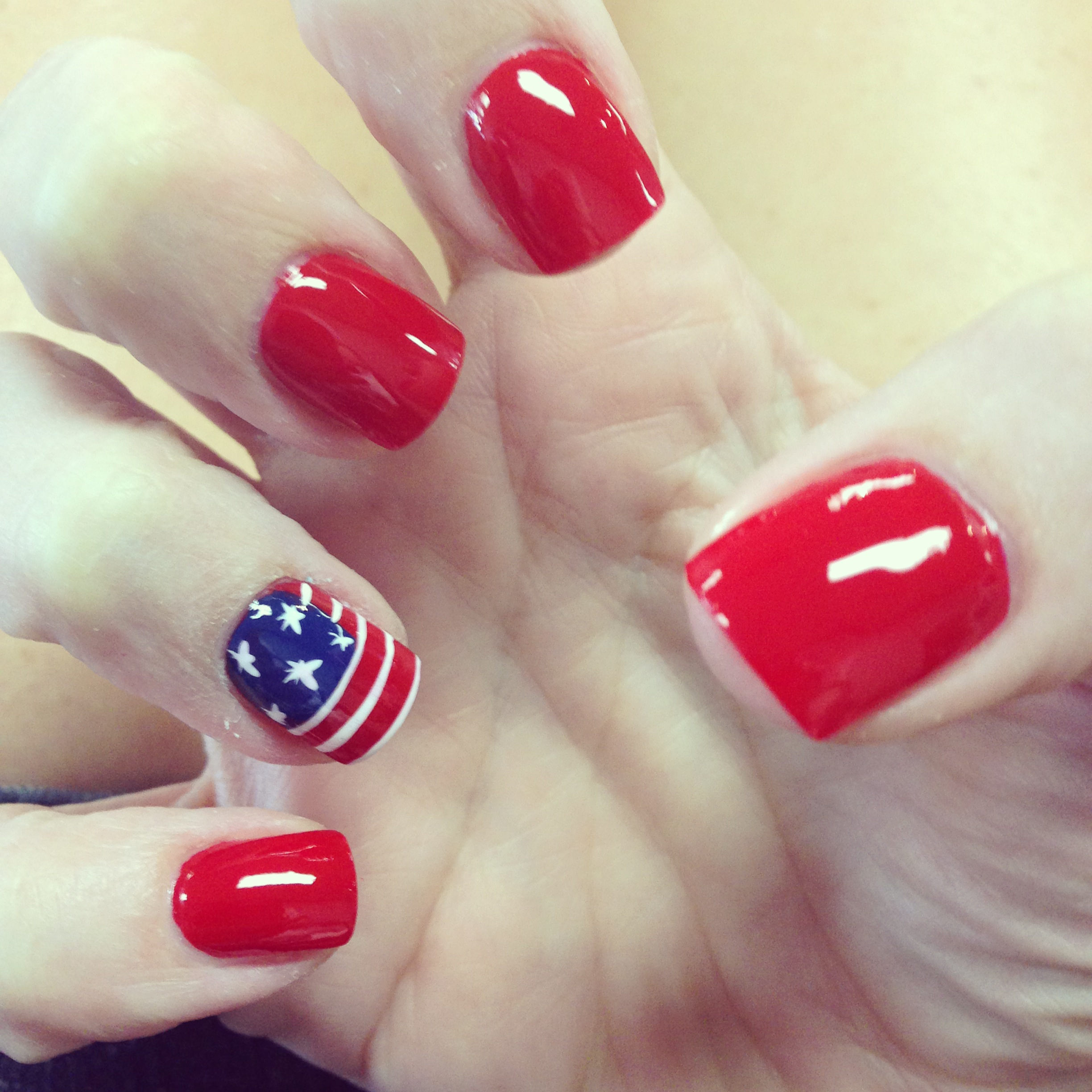 Photo courtesy of Blonde Episodes // Polish: OPI