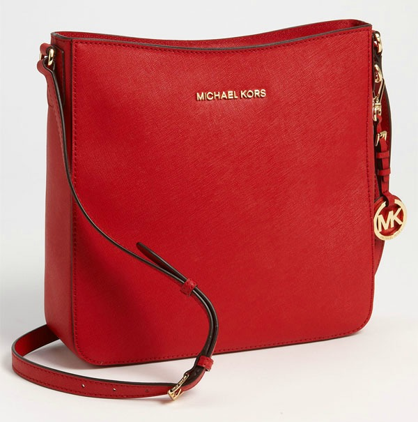 Nothing better than a chic cross body to give you a pop of color.  Click the photo for details.