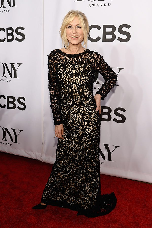 Judith Light looking gorgeous.
