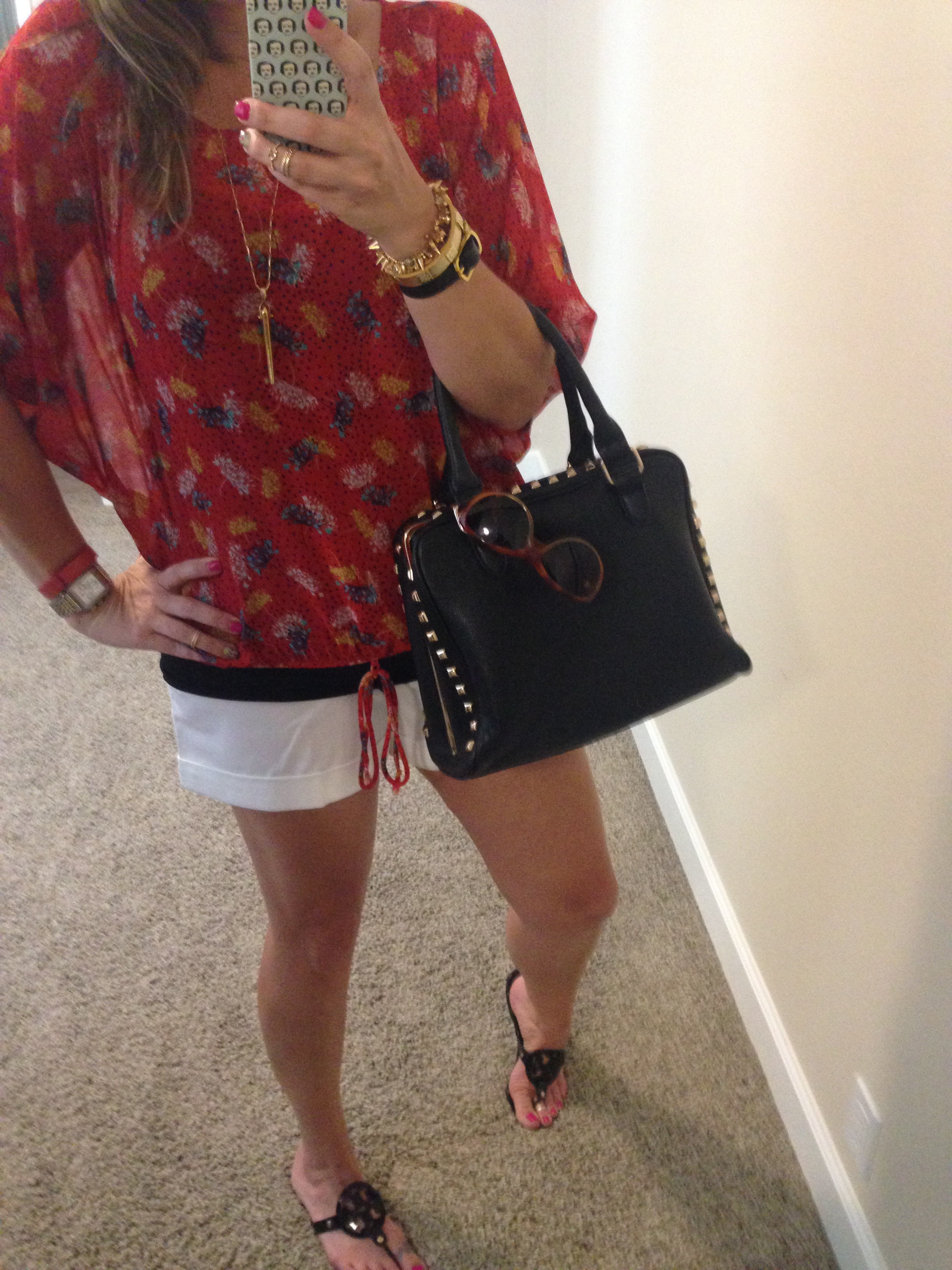 What I'm Wearing–Summer Shorts