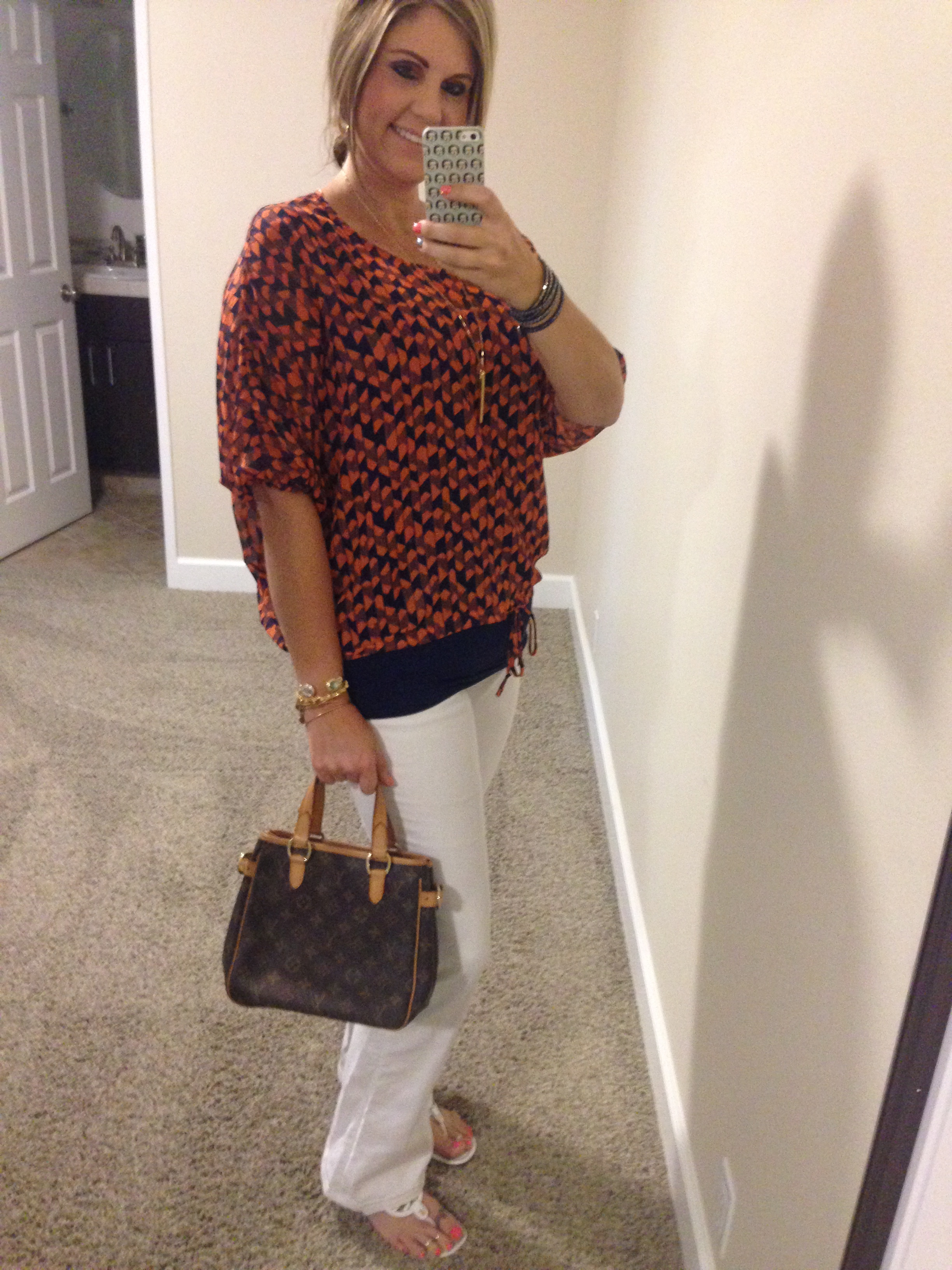 What I'm Wearing–White Before Labor Day