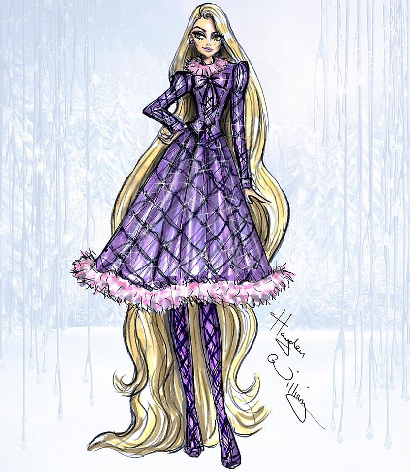 Rapunzel by Hayden Williams