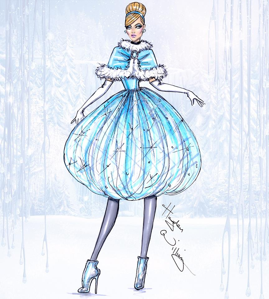 Cinderella by Hayden Williams