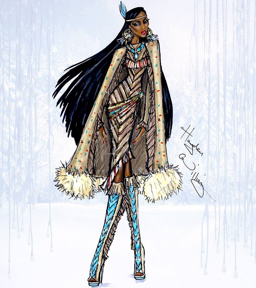 Pocahontas by Hayden Williams