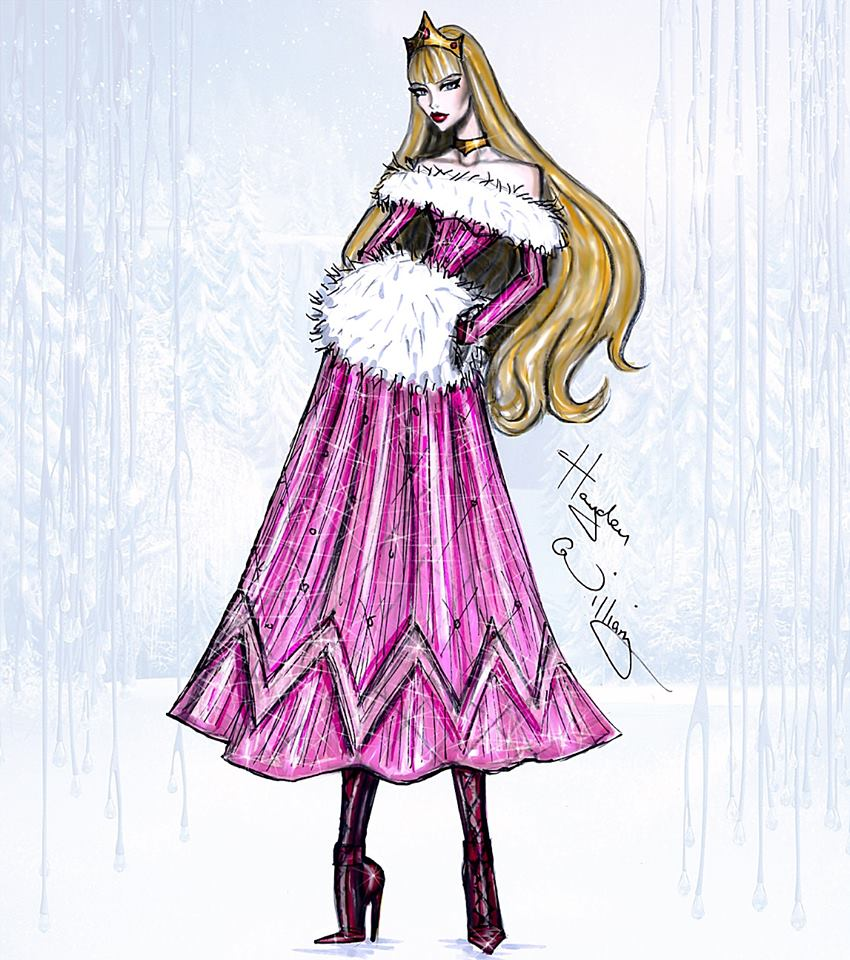 Sleeping Beauty by Hayden Williams