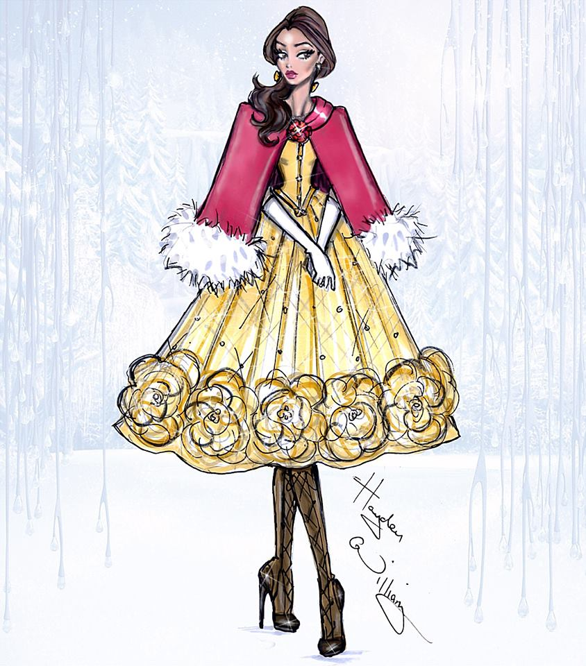 Belle by Hayden Williams