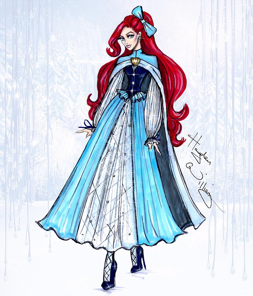 Arial by Hayden Williams