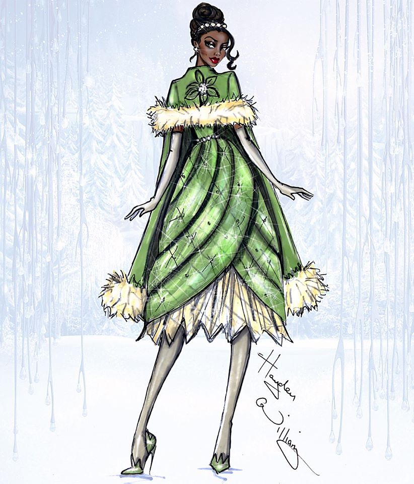 Tiana by Hayden Williams