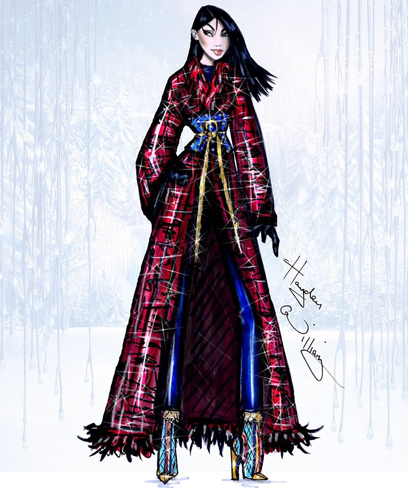 Mulan by Hayden Williams