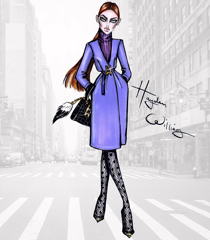 """Purple Perfection"" by Hayden Williams"