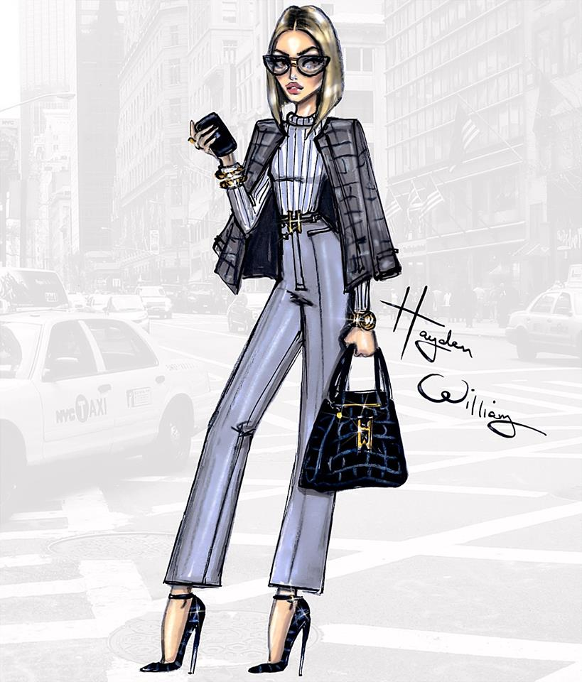"""Business Minded"" by Hayden Williams"