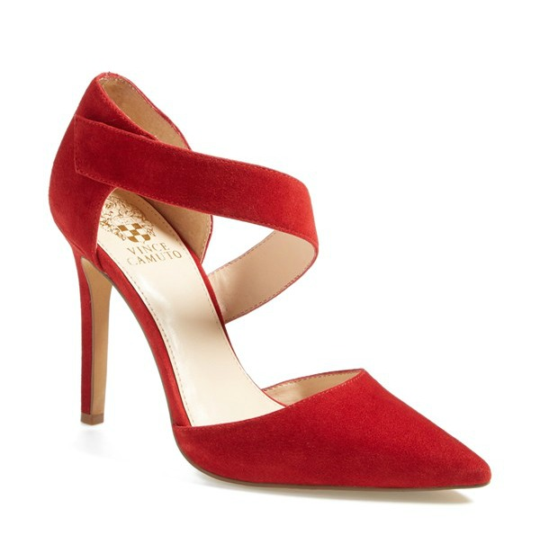 """Carlotte"" Pointy Toe Pump by Vince Camuto"