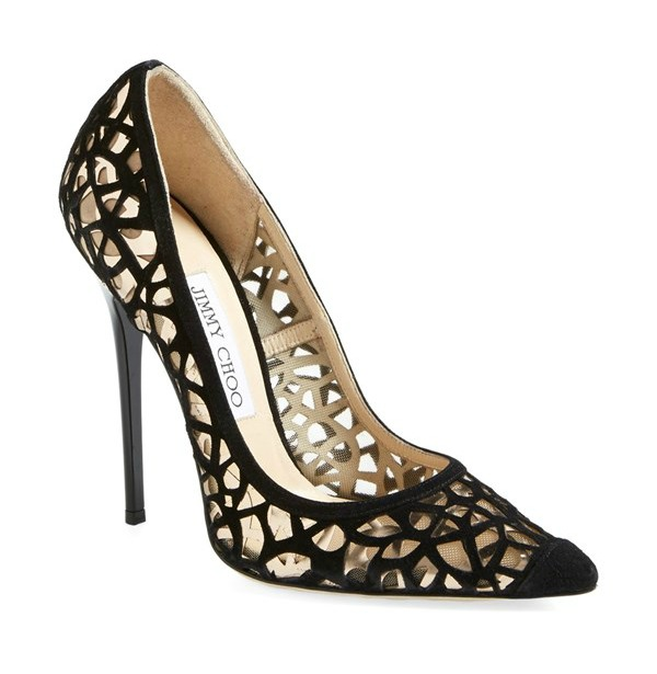 """Anouk"" Pointy Toe Pump by Jimmy Choo"
