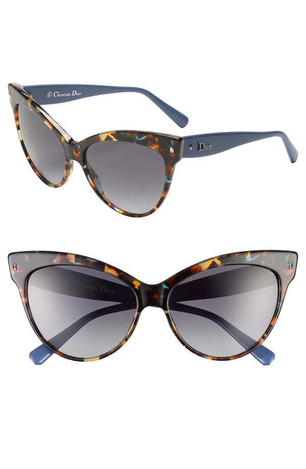 The spotted tortoise seems to be hot this year.  Dior 'Mohotani' $315