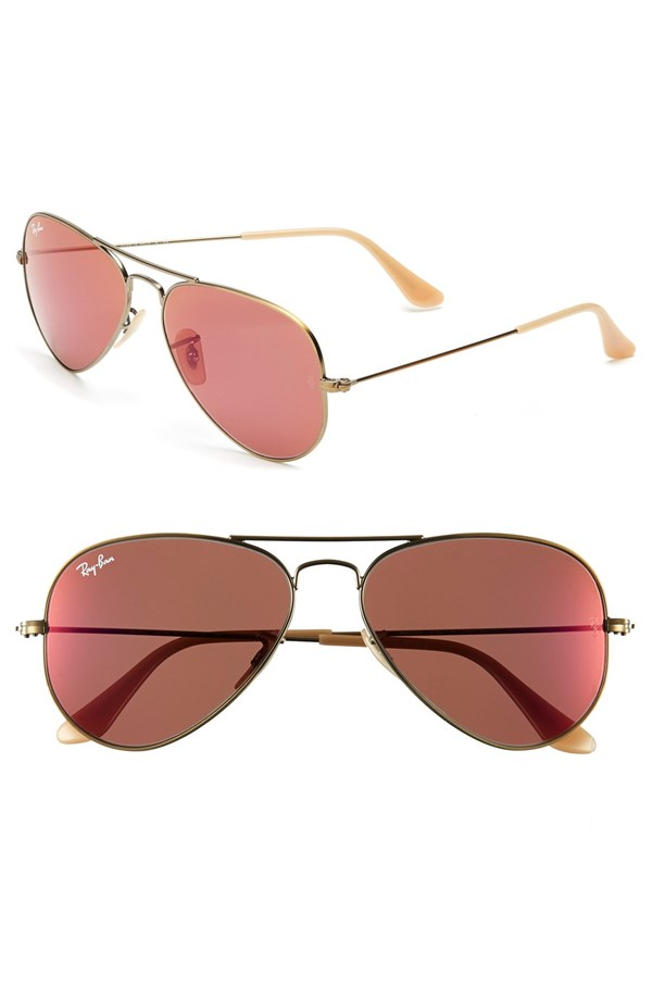 "Can't go wrong with the Ray-Ban 'Original Aviator"" $170"