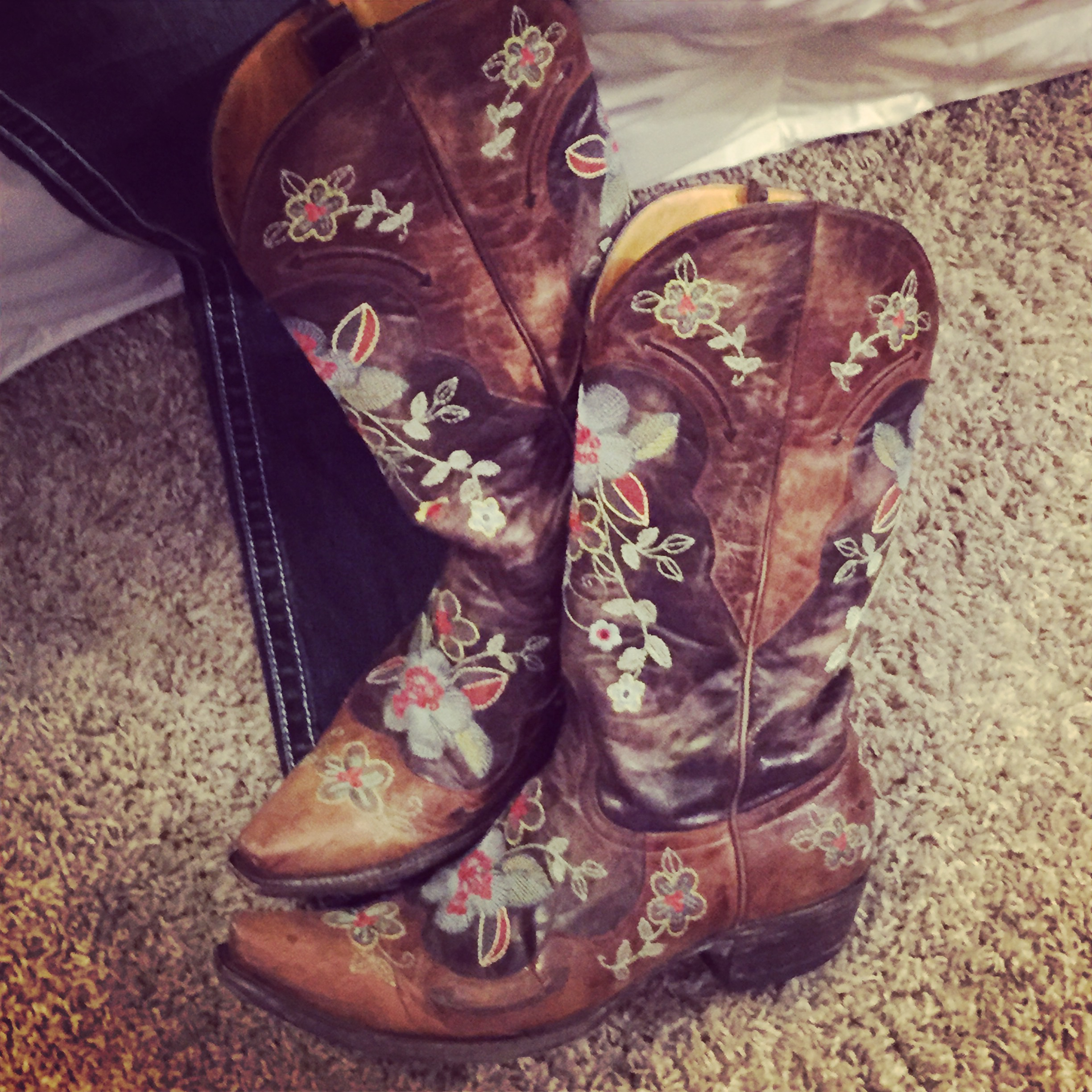 What I'm Wearing–A Little Bit Country