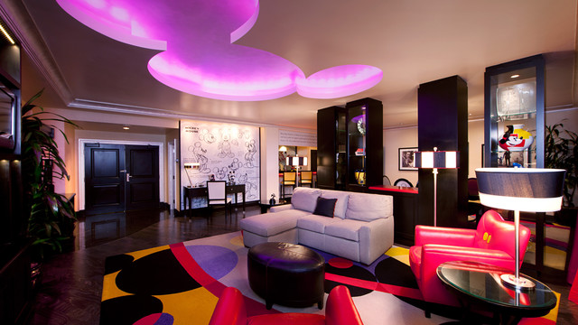 Mickey Mouse Penthouse