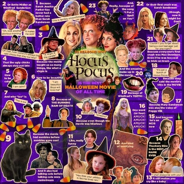 It's All Just A Bunch of Hocus Pocus