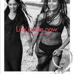 Calvin Klein (Lisa Bonet and Zoe Kravitz)