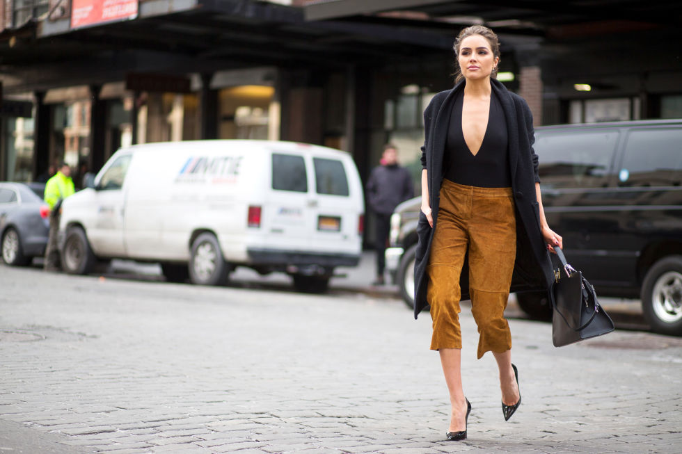 Street Style NYFW Ready To Wear 2016