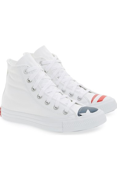 Converse Chuck Taylor All Star Flag Cap Toe Shoe $59.95