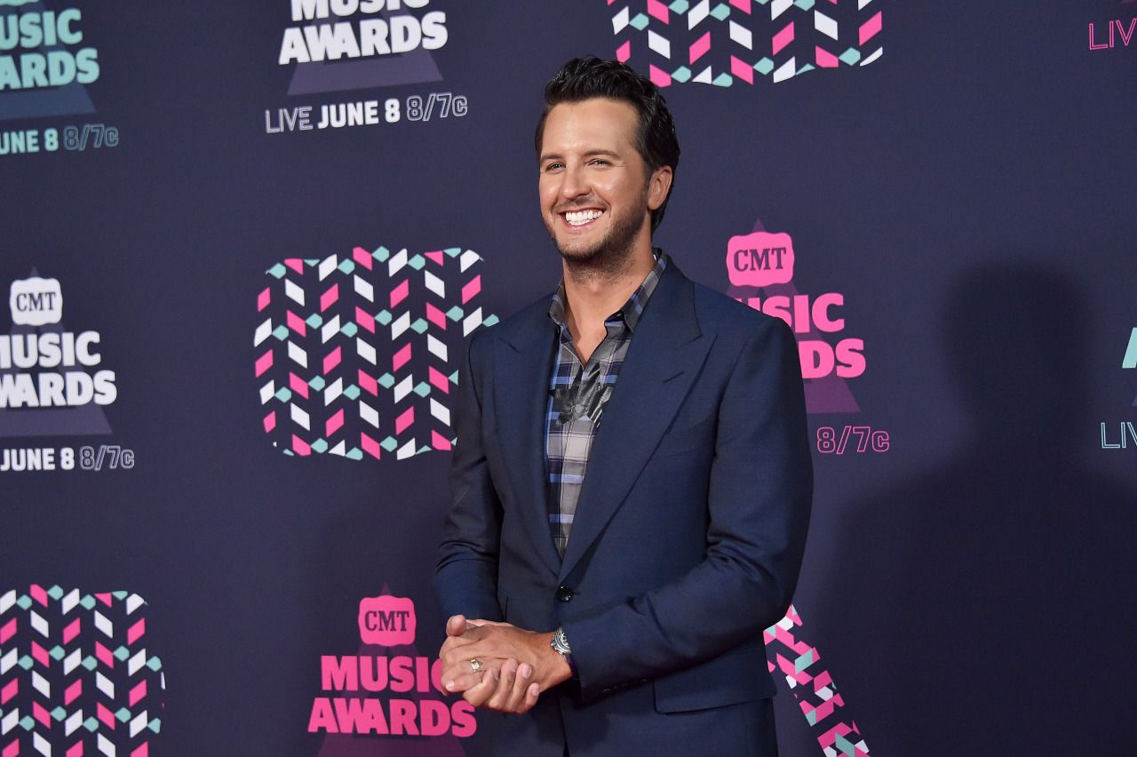 My favorite always, Luke Bryan
