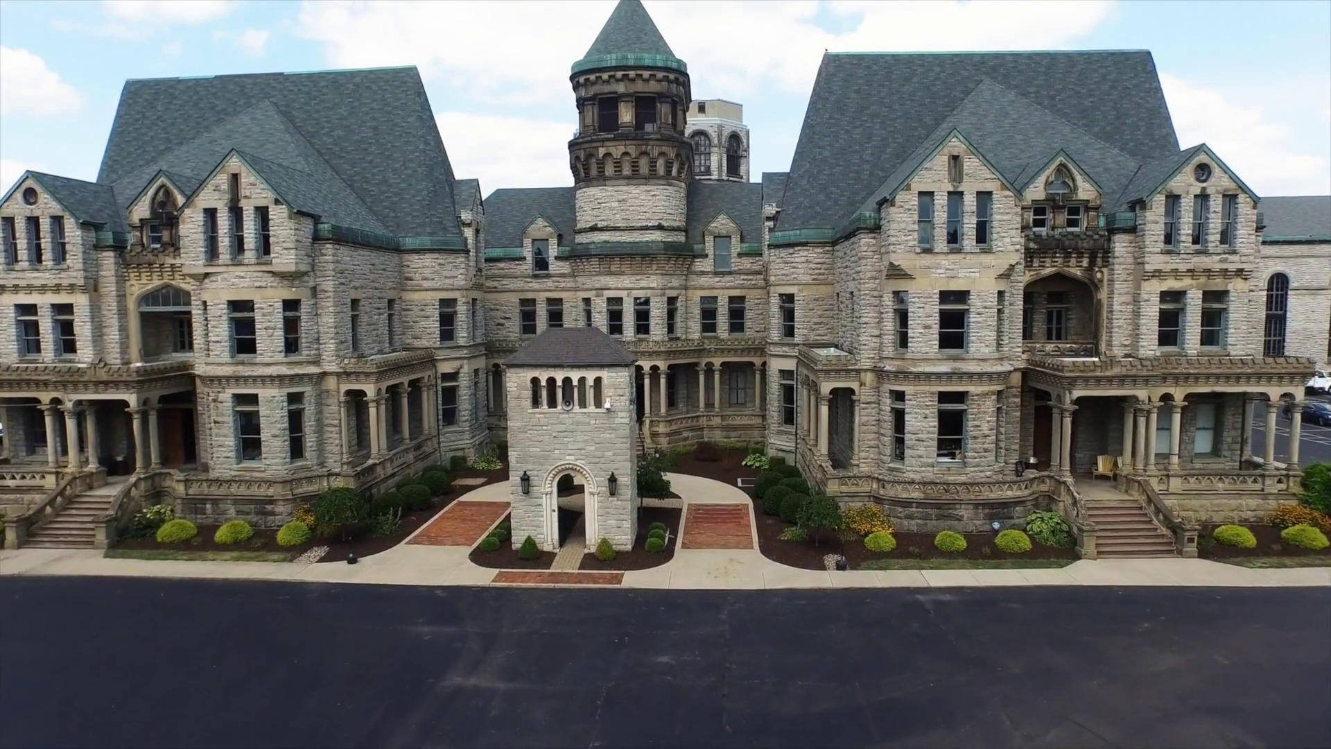 Ohio State Reformatory The ghosts of these violent and maltreated men are not easily silenced. Visitors and tour guides have been pushed and punched by unseen forces. As with other haunted locations, many claim to feel an inexplicable chill while on prison grounds. Additionally, witnesses have heard cell doors slam and seen dark apparitions. Even the road leading to the Ohio State Reformatory seems haunted. Local legend suggests it is the ghost of Phoebe Wise, a notorious Mansfield hermit and eccentric.