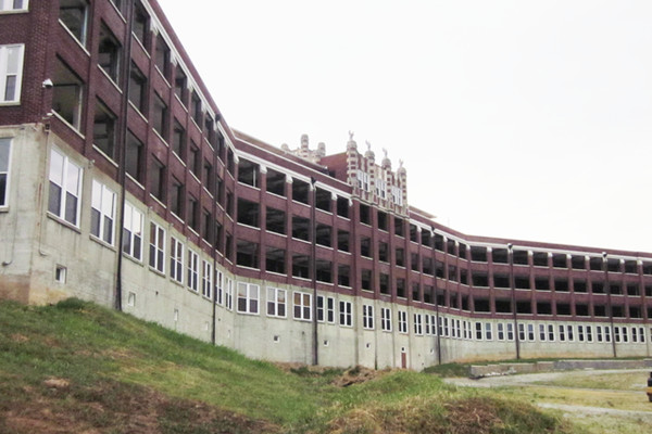 Waverly Hills Sanatorium At this former tuberculosis hospital in Louisville, Kentucky, be prepared to encounter shadow people, ghostly nurses, and possibly even ghostly singing from the attic.