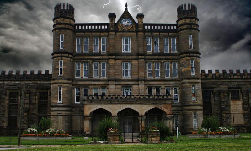 The Moundsville Prison in West Virginia is considered to be one of the most haunted prisons in all of the United States today. If you enjoy ghost hunting, and love visiting places full of historical events, this haunted prison is sure to be one of the most exciting experiences you will ever have! If you visit this prison maybe you'll be the next one with a story to tell!
