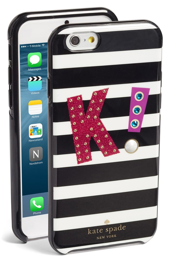 Kate Spade New York iPhone 7 Initial Case. $55.