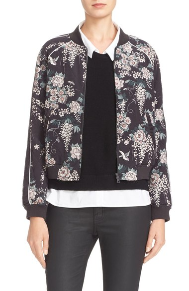 "The ""It"" Item of the Year–The Bomber Jacket"