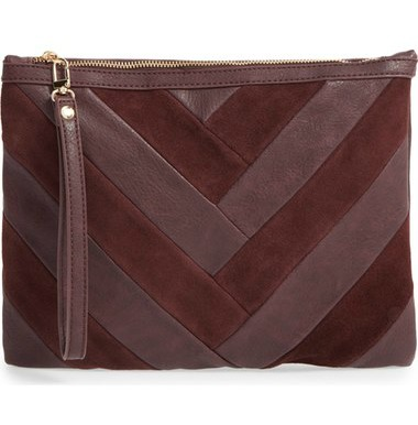 Sole Society Shery Zip Pouch $49.95