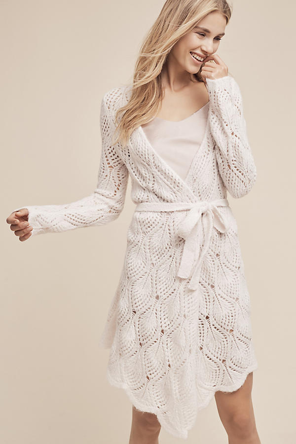 Cloud Nine Knit Robe $78
