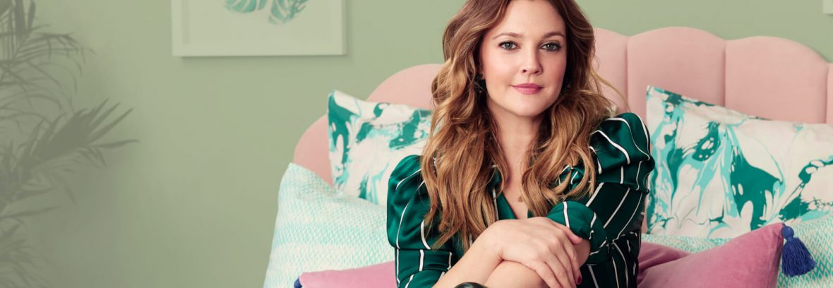 Drew Barrymore's New Home Collection